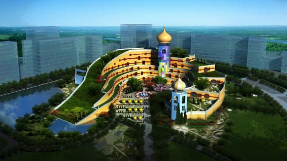北京儿童文化创意产业聚集区总体策划