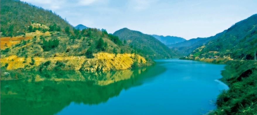 陕西省西安市长安区秦岭北麓农家乐景区策划