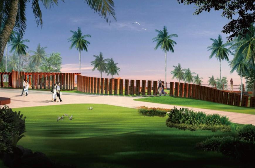 海南省三亚市天涯海角景区景观提升设计