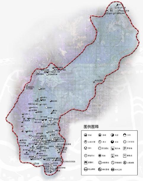 云南省玉龙雪山风景区修建性详细规划