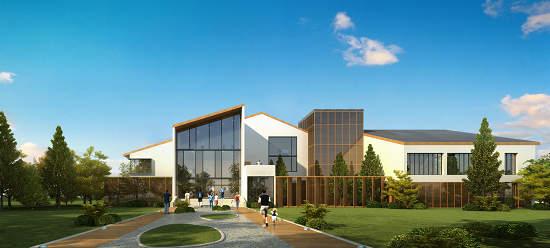 均县镇中小学及幼儿园项目建筑方案设计